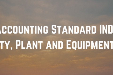 Indian Accounting Standard IND AS